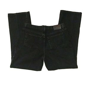 NWOT New York & Co. Classic Black Denim